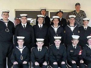 Cadets brush up on skills at camp