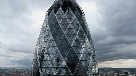 London's Swiss or 'Gherkin' Tower