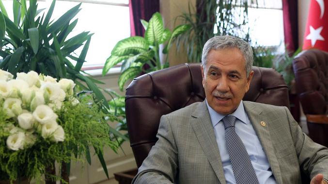 Turkish deputy PM Bülent Arınç has warned against women laughing in public, as part of a speech on 'moral corruption'.