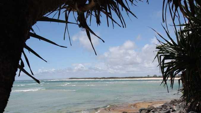 Beautiful Beach: Happy Valley, Caloundra Photo: Kari Bourne / Sunshine Coast Daily