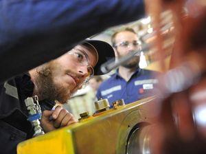 Wide range of skills for apprentices