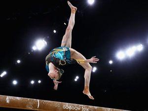 Former Japan star hoping to grab gymnastics gold