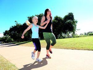 Rockhampton mum takes on 21km run in memory of family