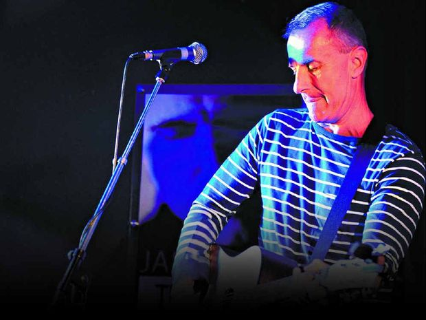 James Reyne Plays Australian Crawl is coming to Gladstone in October.