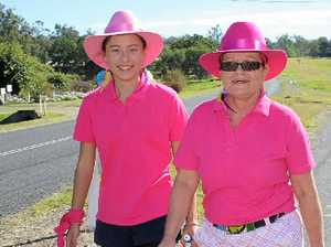 Lowood slimmers to walk in a good cause
