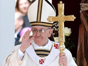 Pope backs Big Bang theory but says it needed God