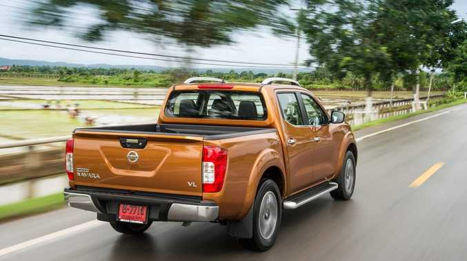 The NP300 Nissan Navara will launch next month.