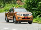 The 2015 Nissan Navara.