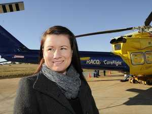 Former CareFlight patient tells of rescue