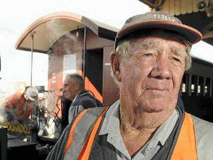 Grim future: Railway group runs out of steam
