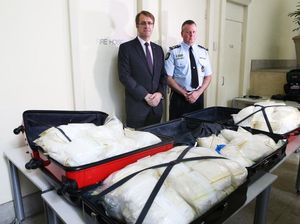 180kg in drugs and $2 million found in Melbourne drug raids