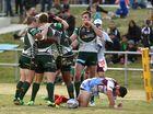 Ipswich Jets versus Mackay at North Ipswich Reserve. Jets #3 Nemani Valekapa scores a try Photo: Kate Czerny / The Queensland Times