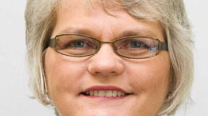 GETTING STARTED: Ipswich Chamber of Commerce president Anita Dwyer.