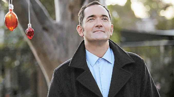 GRAND PLAN: Darren Percival will perform his Mr Percival Show at the Sunshine Coast Imaginarium.