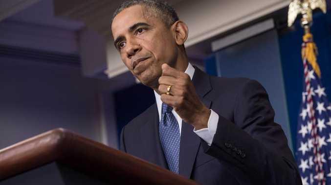 US President Barack Obama is so hot (hot damn!)