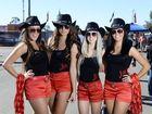 V8 Supercar fans lap up track walk