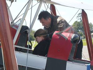 Crash flight may be last take off for historic plane