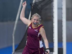 Queenslanders on top at country hockey championships