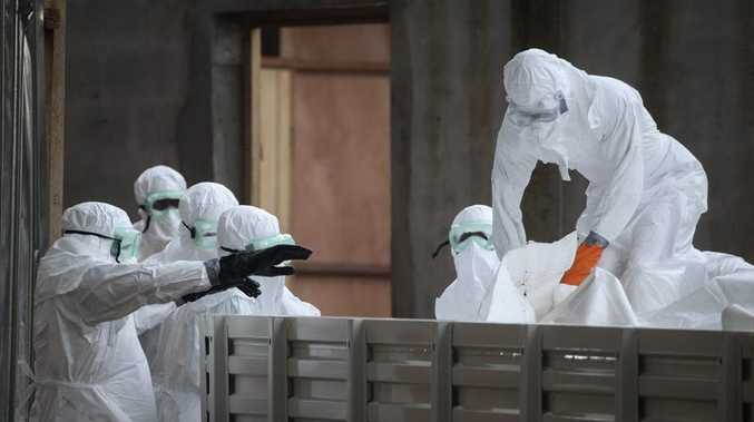 The World Health Organization warned of possibly 'catastrophic' consequences from the Ebola outbreak in est Africa.