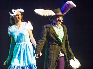 Toolooa High's Alice in Wonderland
