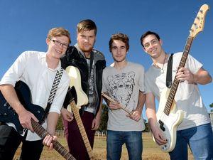 UberFest gig for Ipswich band Worlds Away