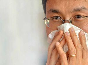 Flu bug hits us twice as hard