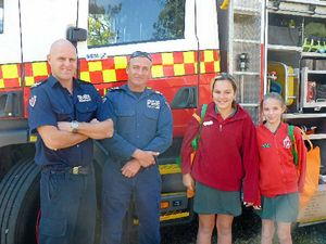 Careers day at Lismore South excites Year 6 kids