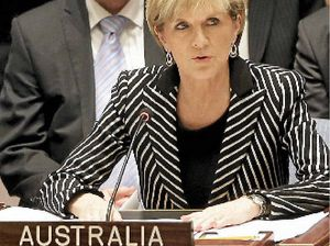 Foreign Minister Julie Bishop appears in Harper's Bazaar