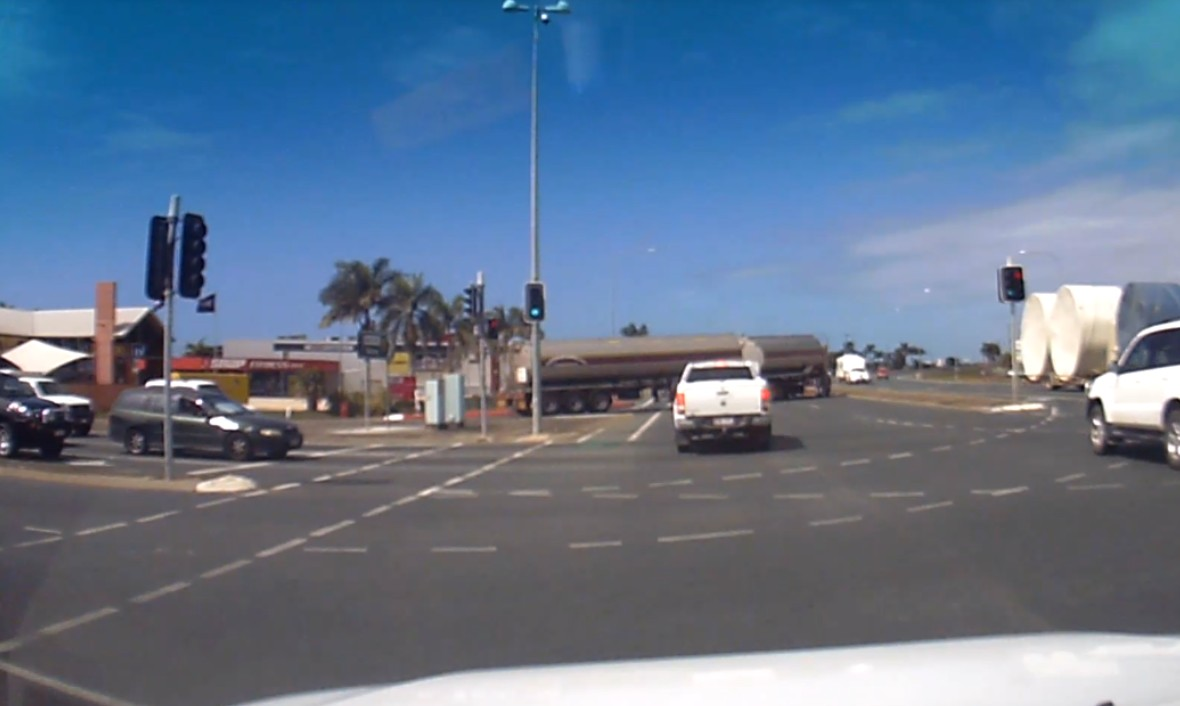 The Sams Rd intersection onto the Bruce Hwy is causing chaos.