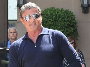 Sylvester Stallone afraid of getting wife wound up