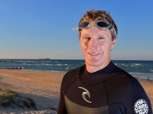 Generosity flows as 88 sign on for tough swim