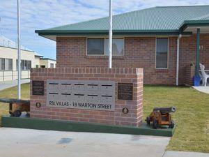Gayndah RSL to open new living units for war veterans