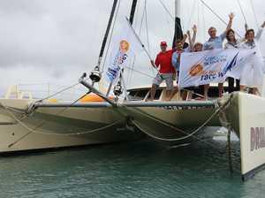 Sailing regatta sets new record