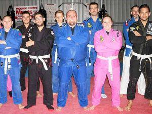 Yeppoon gains three Queensland jiu jitsu titles