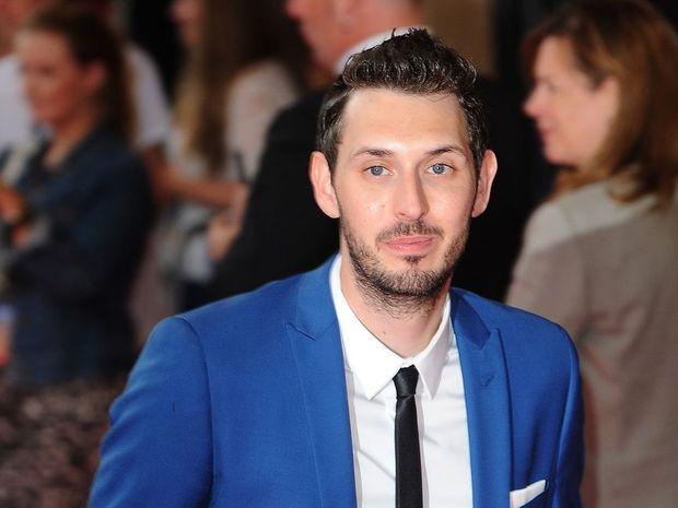 Blake Harrison at the Inbetweeners 2 premiere in London