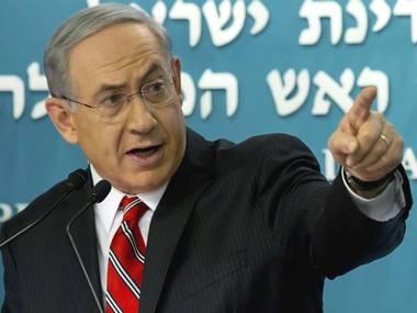 Israel Prime Minister Benjamin Netanyahu