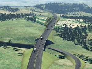 Feds freeze funds for Toowoomba bypass
