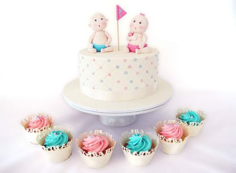 BABY SHOWER : Studio Cakes designs novelty cakes for any occasion Photo: Contributed