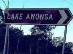 O dam it! Someone can't spell Awoonga