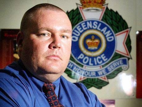 Detective Sergeant Darren Lees.