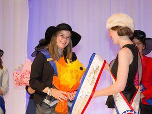 Miss Teebar named as Queensland Miss Showgirl