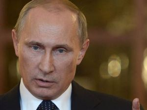 Putin to help Palestinians' fight for independent state