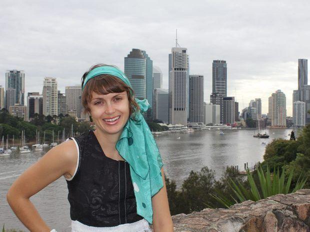 Creator of WayWard Community, Rebecca Sheehan.