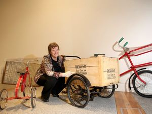 First artefacts move into the new museum space