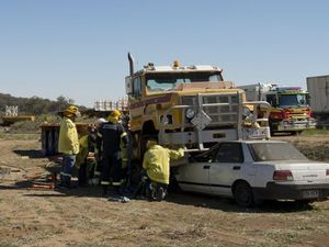 Heavy rescue training readies crews for emergencies