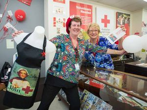Did Santa get it wrong? Red Cross Shop can help