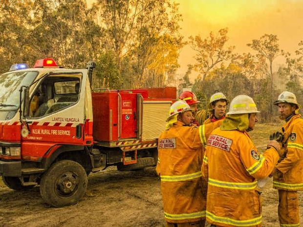 WARNING TO RESIDENTS: Hazard reduction burns appear to have caused a number of out-of-control fires in the region.