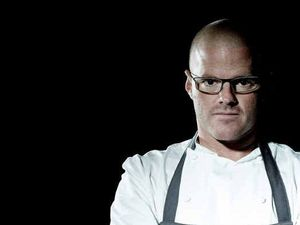 No pressure - the world's top chef just dropped in for meal
