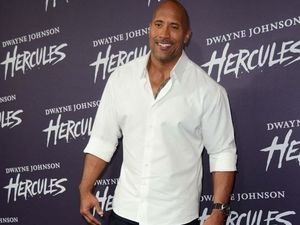 Dwayne 'The Rock' Johnson's girlfriend is pregnant