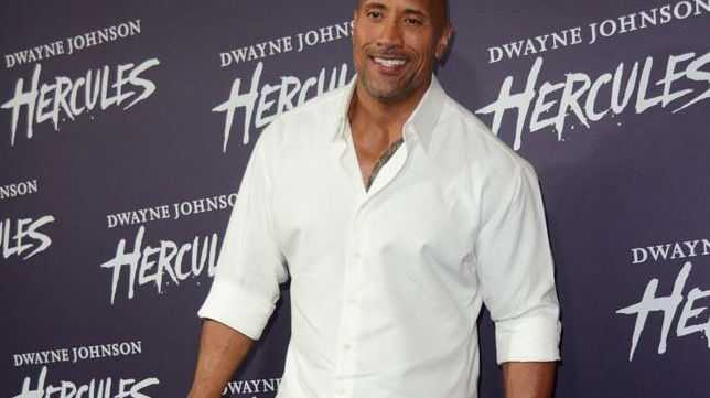 Dwayne Johnson is reportedly
